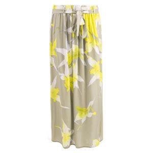 Myrna by Ned Rok (Jane yellow Big Flower) MYR21S1-133W-02