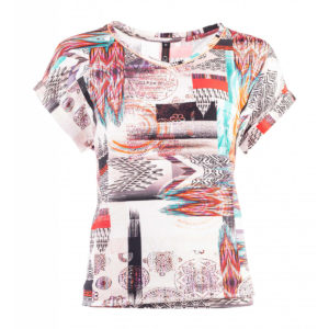 Myrna by Ned Top (Nox SS Colored Aztec Tricot) 21S1-FN036-02