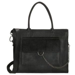 Micmacbags mendoza handtas - 001 zwart
