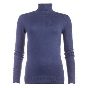 NED blouse 21W1-U106-02 Marine