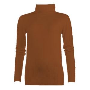 NED blouse 21W1-U106-02 Caramel Cafe